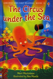 Circus Under the Sea, Hardback Book