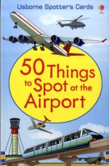 50 Things to Spot at the Airport, Cards