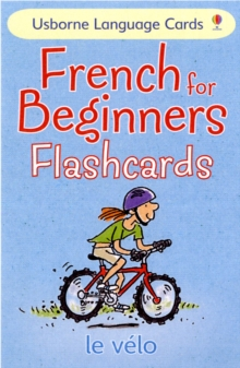 French for Beginners, Cards Book