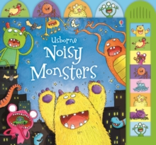Noisy Monsters, Board book Book