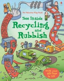 See Inside: Rubbish and Recycling, Hardback Book