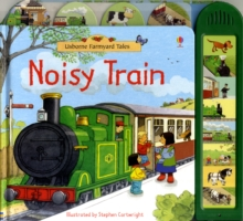Noisy Train Book, Board book