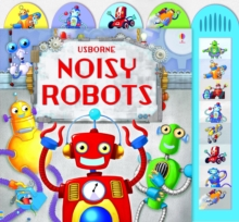 Noisy Robots, Board book Book