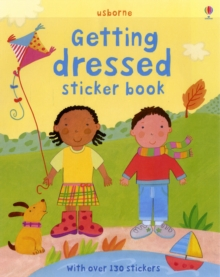 Getting Dressed, Paperback