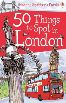 50 Things to Spot in London, Cards