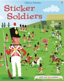 Sticker Dressing Soldiers, Paperback