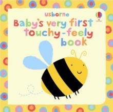 Baby's Very First Touchy-feely Book, Board book