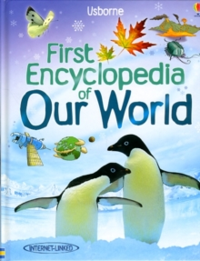 First Encyclopedian of Our World, Hardback