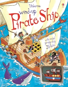 Wind-up Pirate Ship, Board book