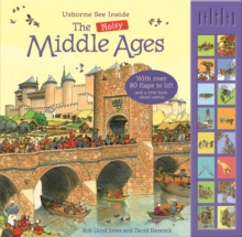 See Inside the Noisy Middle Ages, Board book