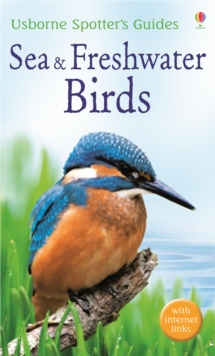 Sea and Freshwater Birds, Paperback