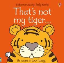 That's Not My Tiger..., Board book