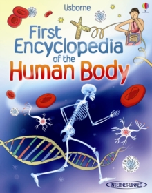 First Encyclopedia of the Human Body, Hardback