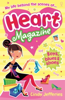 Heart Magazine : Boys, Blues and Shoes, Paperback