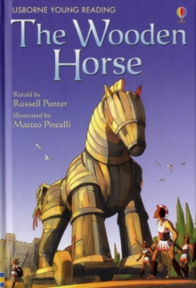 The Wooden Horse, Hardback Book