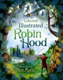 Illustrated Robin Hood, Hardback