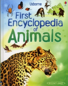 First Encyclopedia of Animals, Hardback