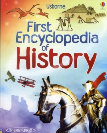 First Encyclopedia of History, Hardback Book