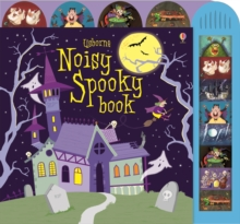 Noisy Spooky Book, Board book Book