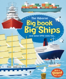 Big Book of Big Ships, Hardback