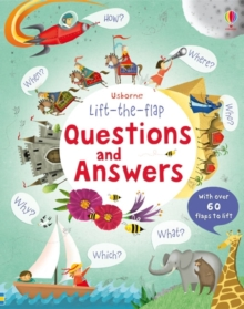 Lift the Flap Questions & Answers, Hardback