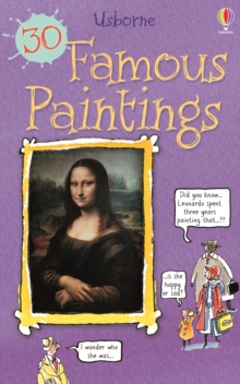 Famous Paintings Cards, Novelty book Book