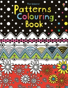 Patterns to Colour, Paperback