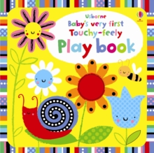 Baby's Very First Touchy-feely Playbook, Board book
