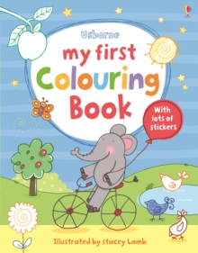 My First Colouring Book, Paperback