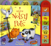 Noisy Pets, Board book