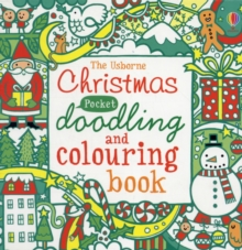 Pocket Doodling and Colouring Book, Paperback