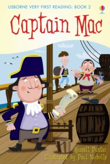 Captain Mac, Hardback