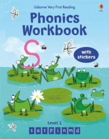 Phonic Workbook : Level 1, Paperback