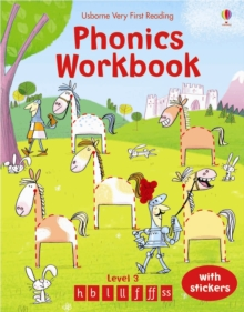 Phonics Workbook 3 Very First Reading, Paperback Book