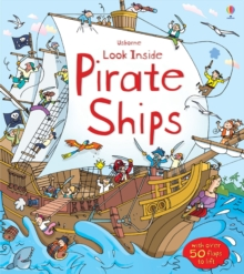 Look Inside a Pirate Ship, Hardback