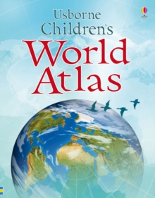 Children's World Atlas, Paperback Book