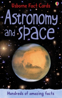 Fact Cards: Astronomy and Space, Novelty book Book