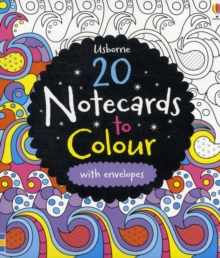 20 Notecards to Colour, Cards Book