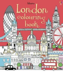 London Colouring Book, Paperback