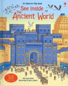 See Inside Ancient World, Hardback Book