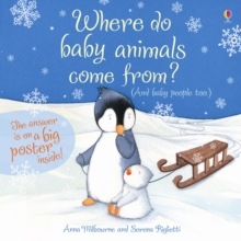 Where Do Baby Animals Come From?, Hardback