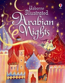 Illustrated Arabian Nights, Hardback Book