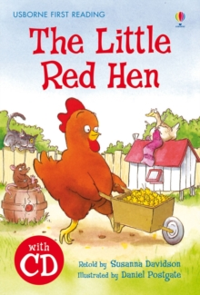 The Little Red Hen, Mixed media product