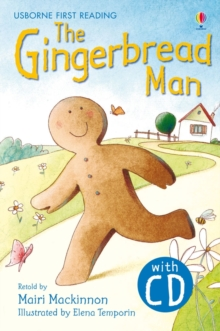 The Gingerbread Man, Mixed media product