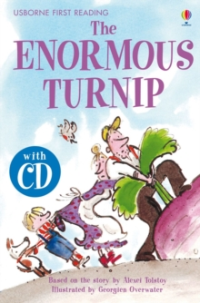 The Enormous Turnip, Mixed media product Book