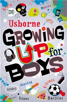 Growing Up for Boys, Paperback