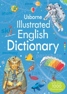 Illustrated English Dictionary, Paperback