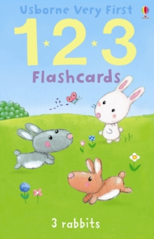 Very First Flashcards: 123, Novelty book Book