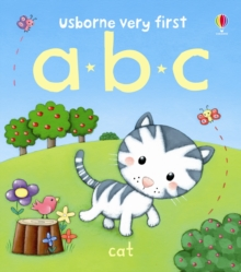 Very First Words: ABC, Board book