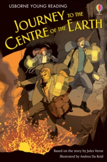 Journey to the Centre of the Earth, Hardback